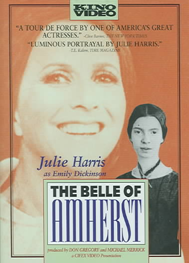 BELLE OF AMHERST BY HARRIS,JULIE (DVD)