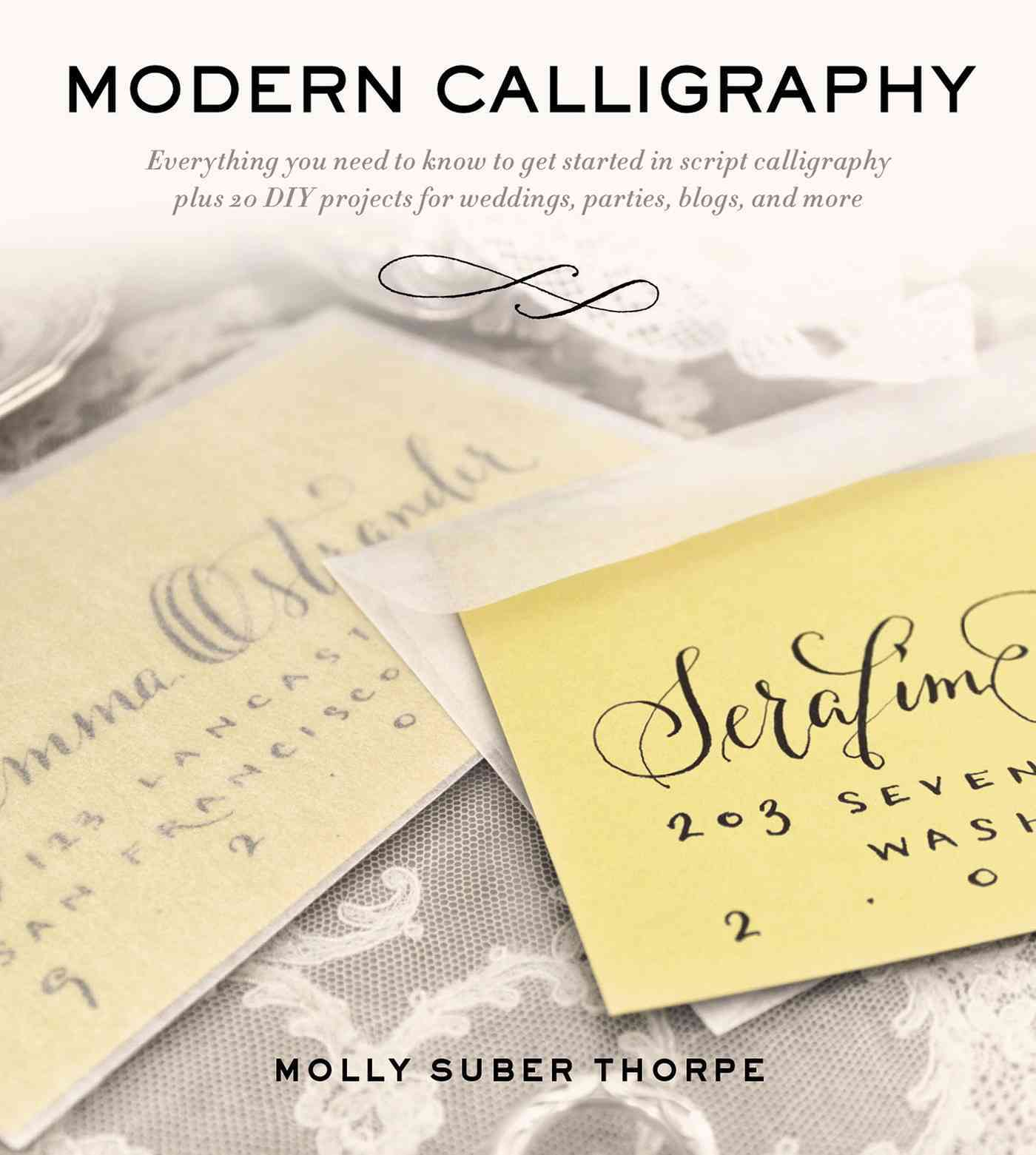 Modern Calligraphy By Suber Thorpe, Mallory